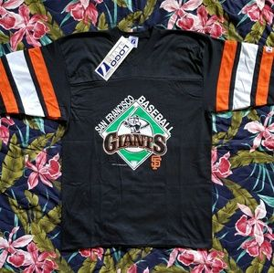 Vintage 1988 San Francisco Giants Baseball Tee
